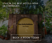 Best Hotels Near US Consulate Chennai | Hanu Reddy Residences