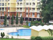 For Sale Brand New Pool and Garden facing 2BHKshri Garden flat in Deva
